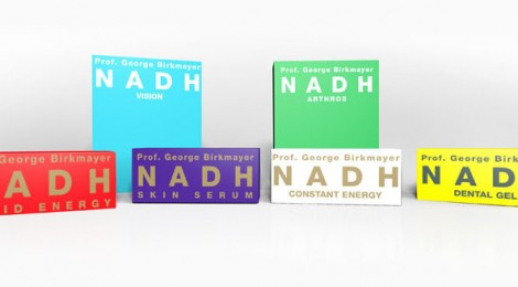 NADH Website now online